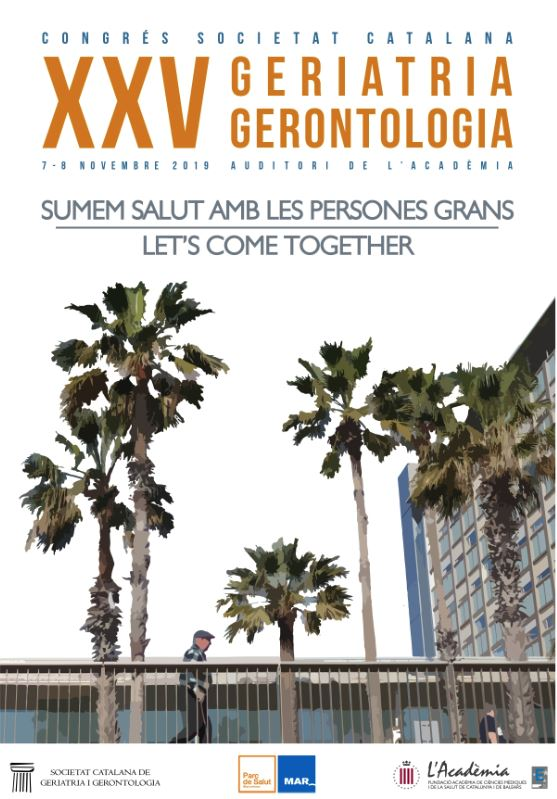 25è Congrés de la Societat Catalana de Geriatria i Gerontologia