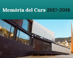 Memòria curs 2017-2018